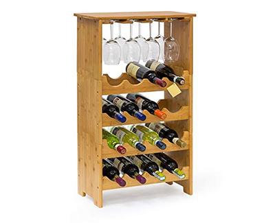 cantina vino in legno